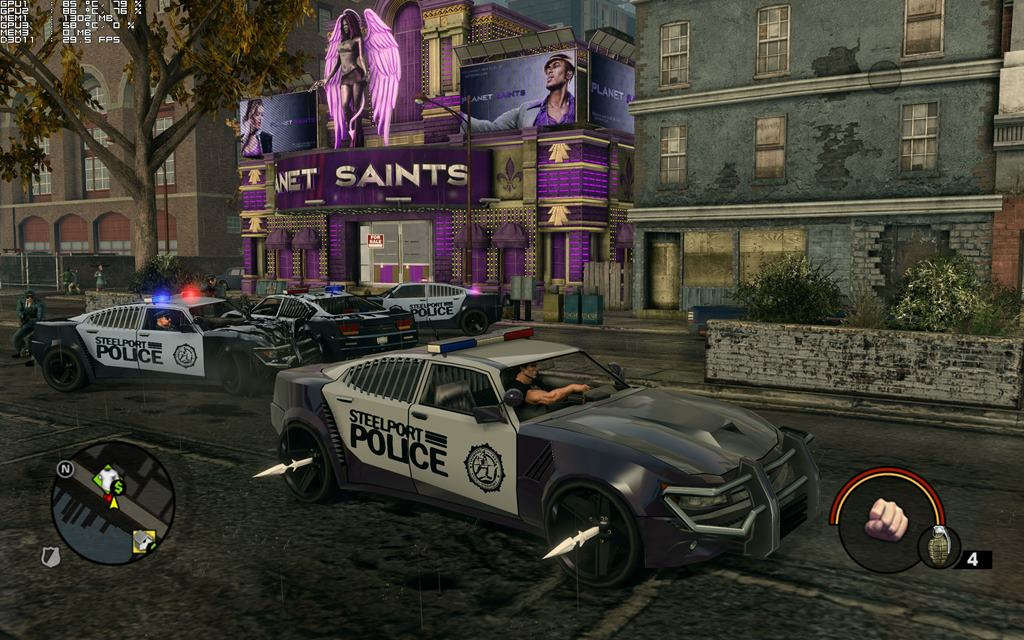 Saints row 3 mediaget