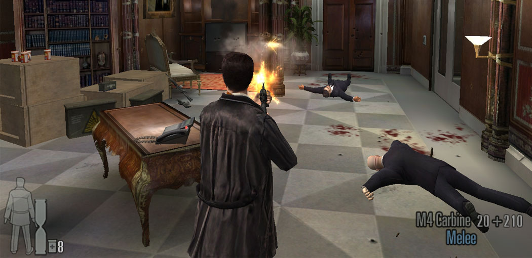 Max Payne 1 - PC Game Download Free Full Version