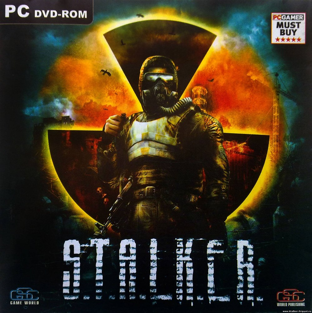 S.T.A.L.K.E.R., серия игр - список всех игр серии Сталкер ...