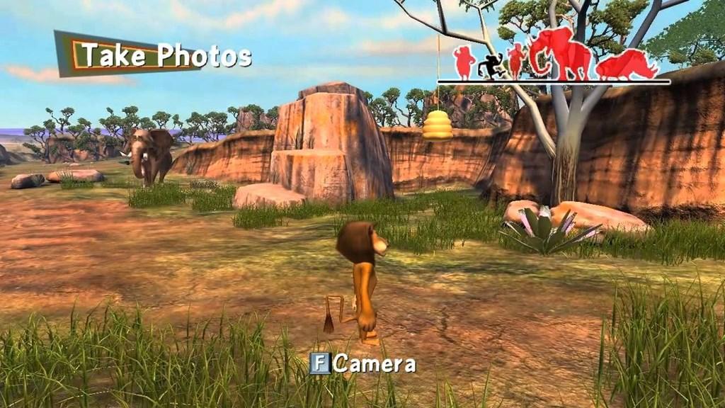 Мадагаскар 2 скачать торрент