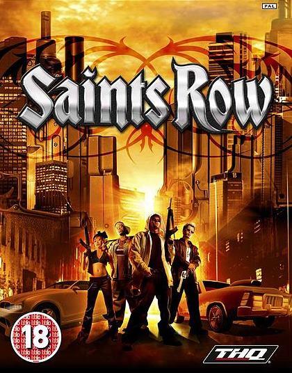 Saints-row скачать торрент.