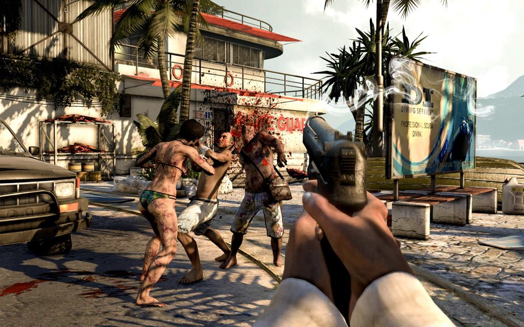 Скачать бесплатно игру на компьютер dead island