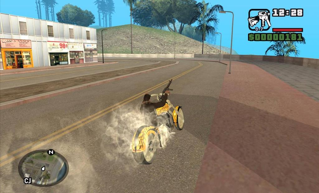 Download grand theft auto san andreas 5 free - Softonic