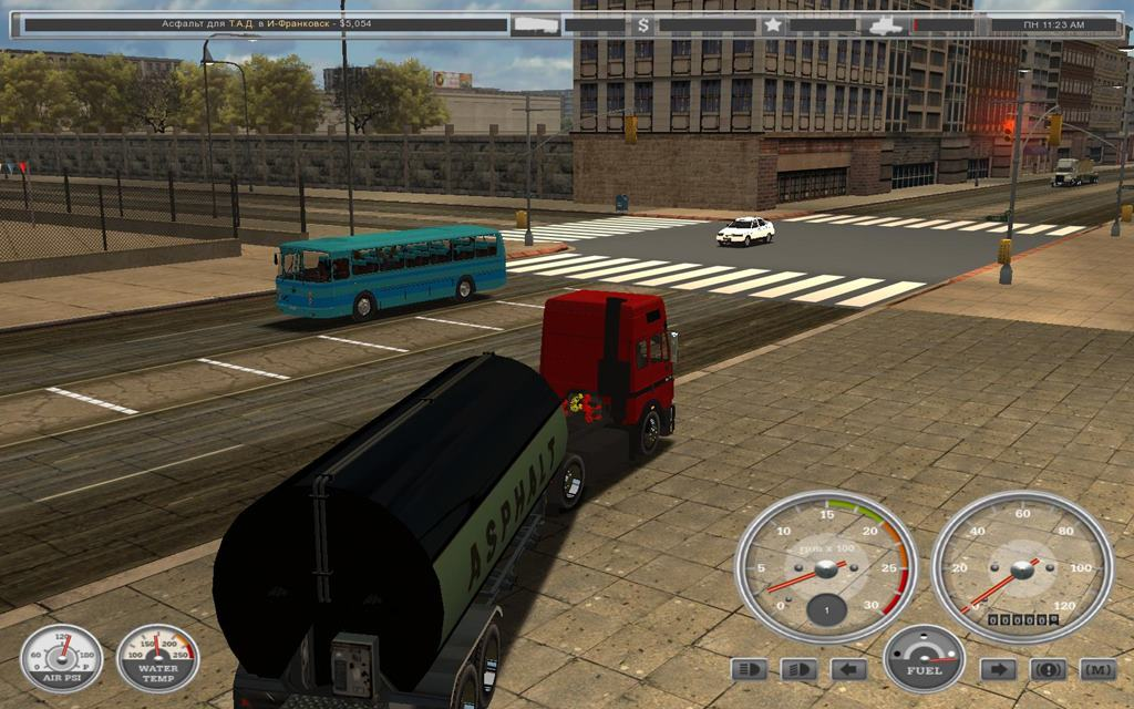 скачать игру 18 стальных колес по дорогам украины через торрент img-1