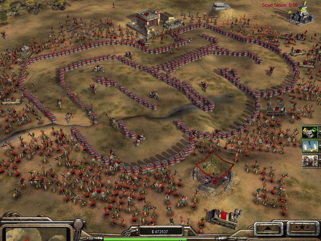 игра генералы 2000