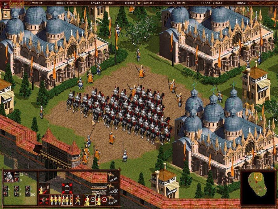 скачать игру казаки на компьютер