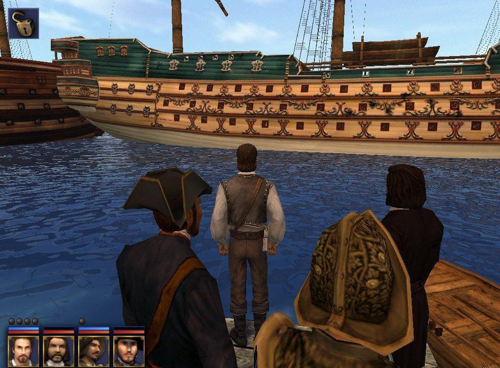 Пираты карибского моря: сундук мертвеца (2006) скачать торрентом.