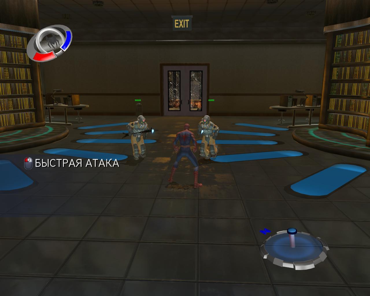 Человек паук 3  игры