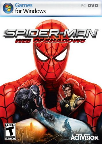 Spider man паутина теней