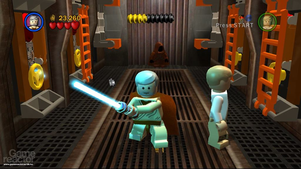 LEGO Star Wars II - The Original Trilogy - Nintendo Game