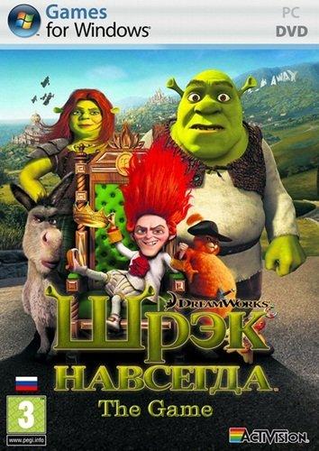 Shrek forever after скачать торрент бесплатно на pc.