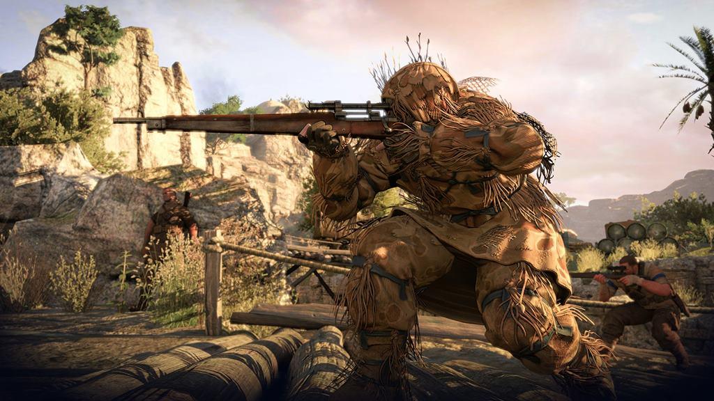 Скачать игру снайпер онлайн бесплатно на компьютер