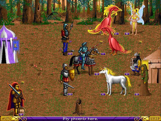 Игры на андроид герои 3 Might Magic