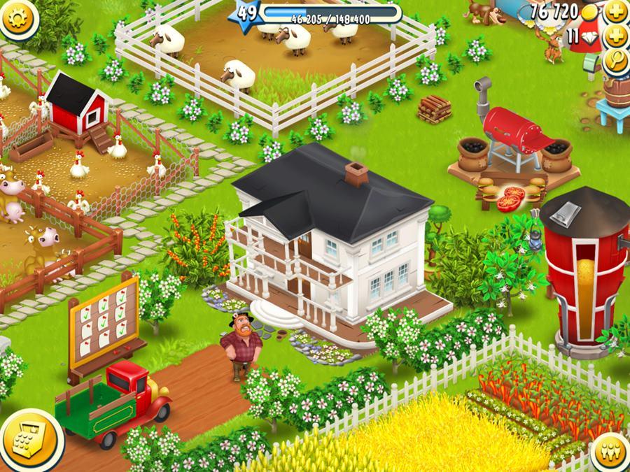 игра hay day скачать на компьютер