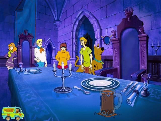 Скачать Игру Скуби Ду И Призрак Рыцаря Бесплатно
