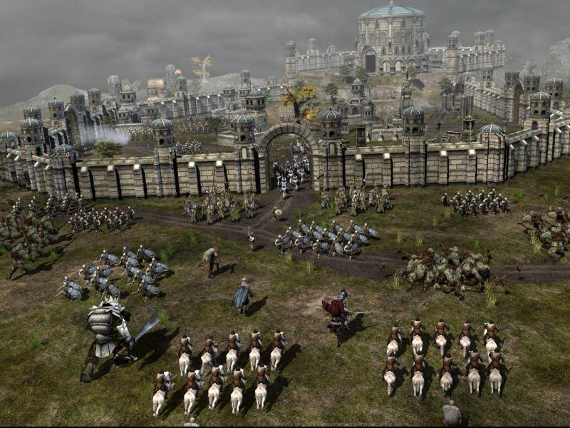 Игру Стратегия Властелин Колец