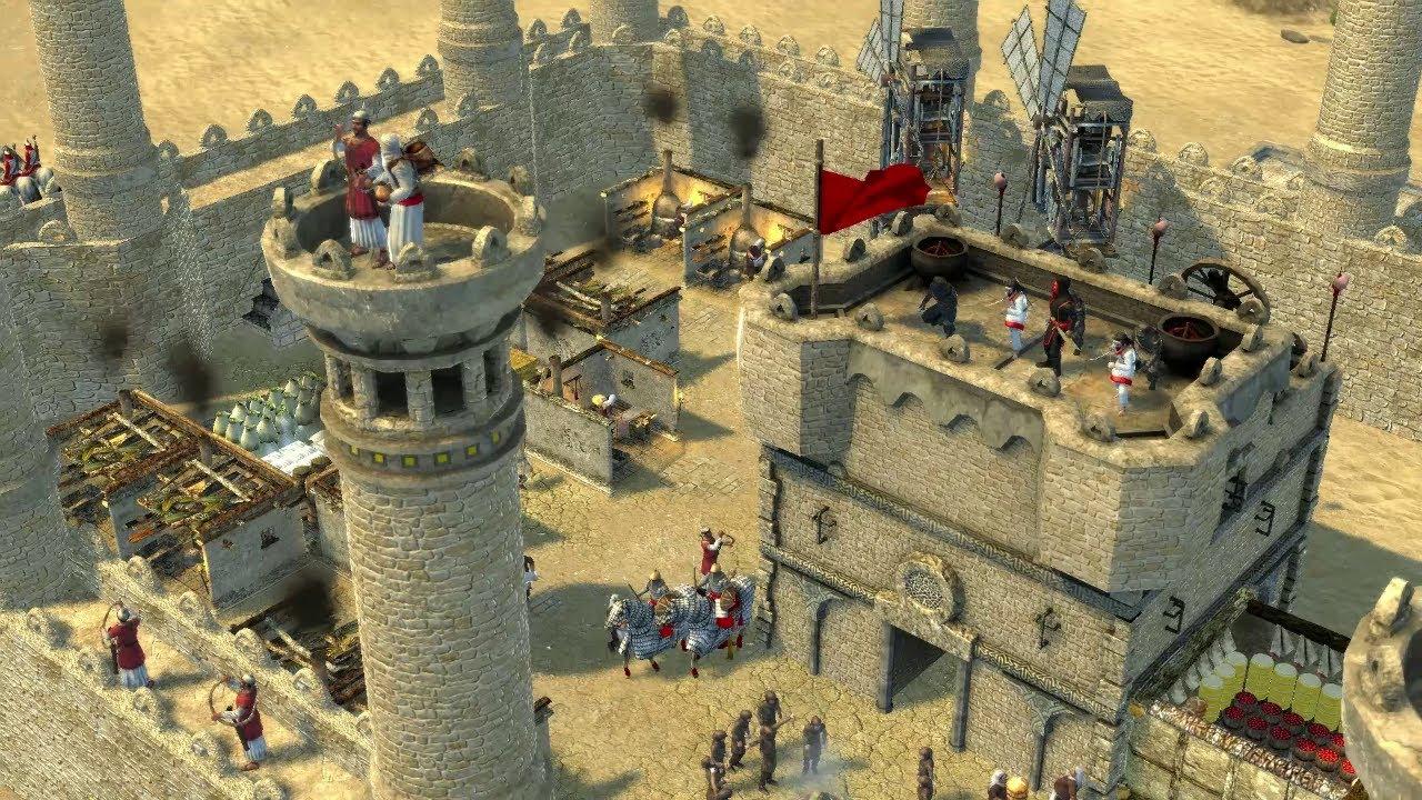 скачать stronghold 3 скачать торрент