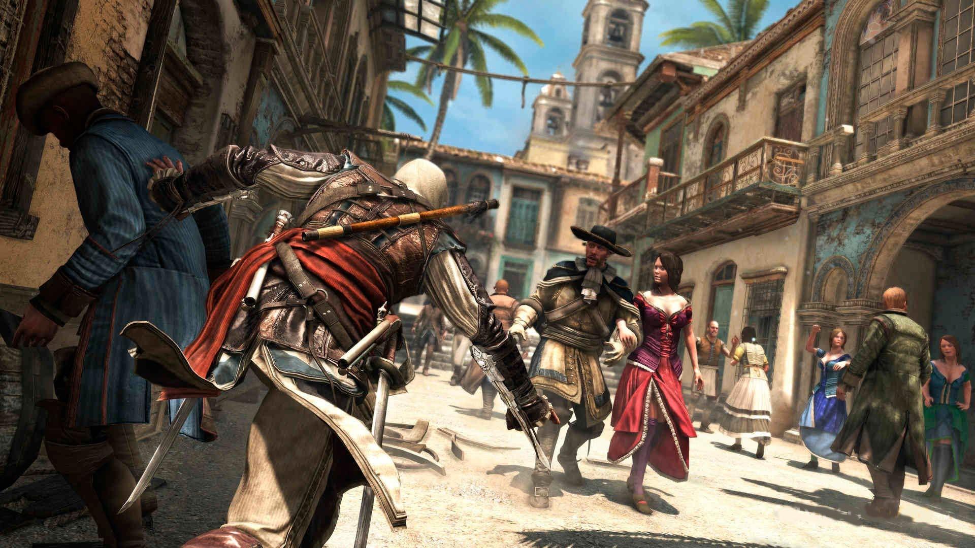 Скачать assassin s creed 4 black flag.