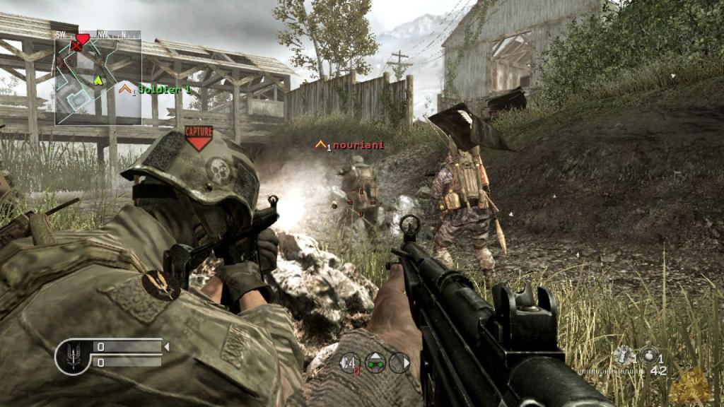 Скачать call of duty 4: modern warfare торрент бесплатно на pc.