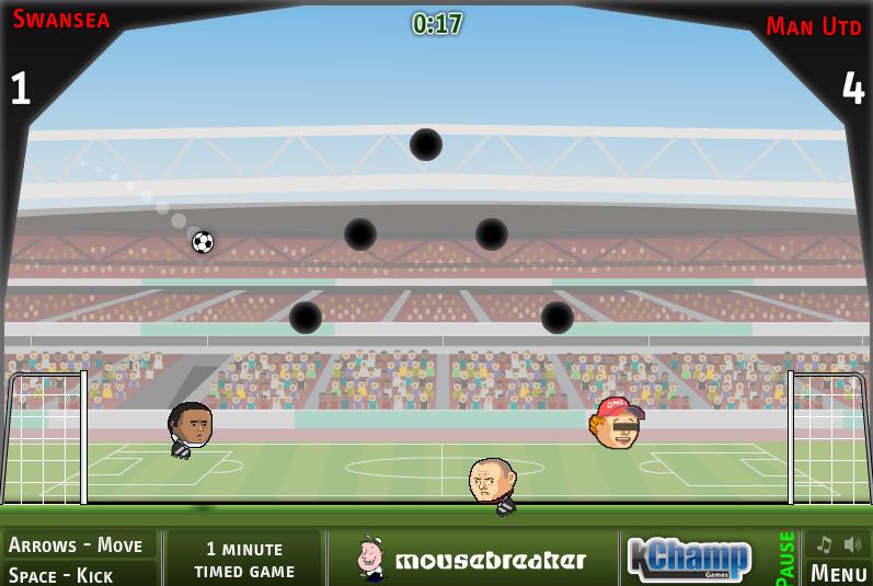 Футбол головами скачать на пк