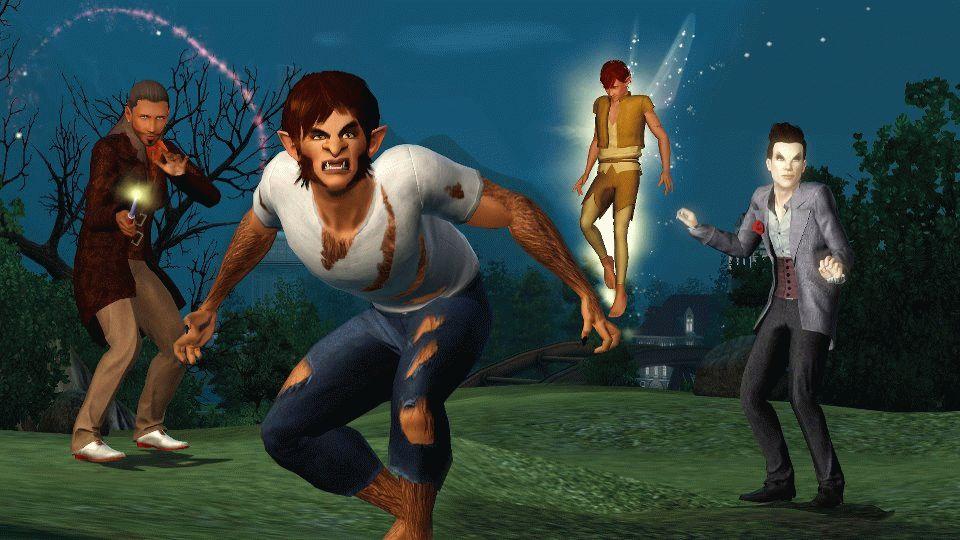 Скачать Sims 2 Зачарованные Windows 7
