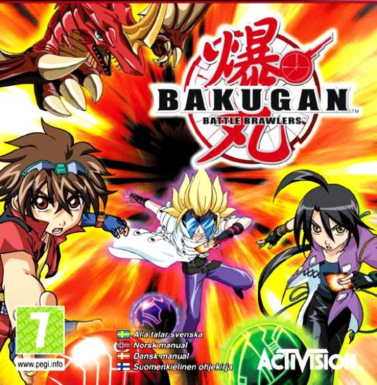 Скачать игру bakugan battle brawlers на компьютер с торрента.