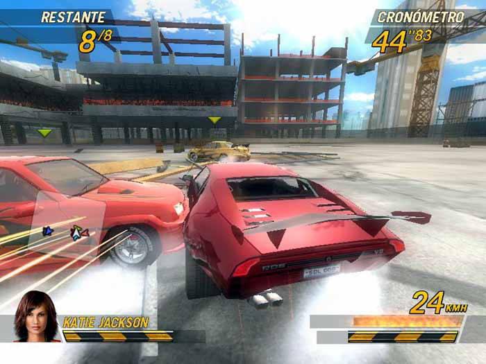 Скачать игру flatout 2 через торрент бесплатно на компьютер (1,12 гб).