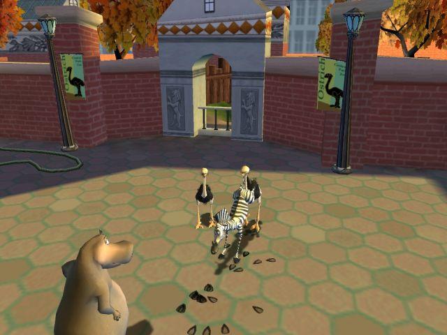 Скачать игры бесплатно на компьютер мадагаскар 2