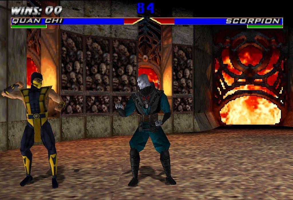 Mortal kombat 4 скачать торрент на pc на русском.