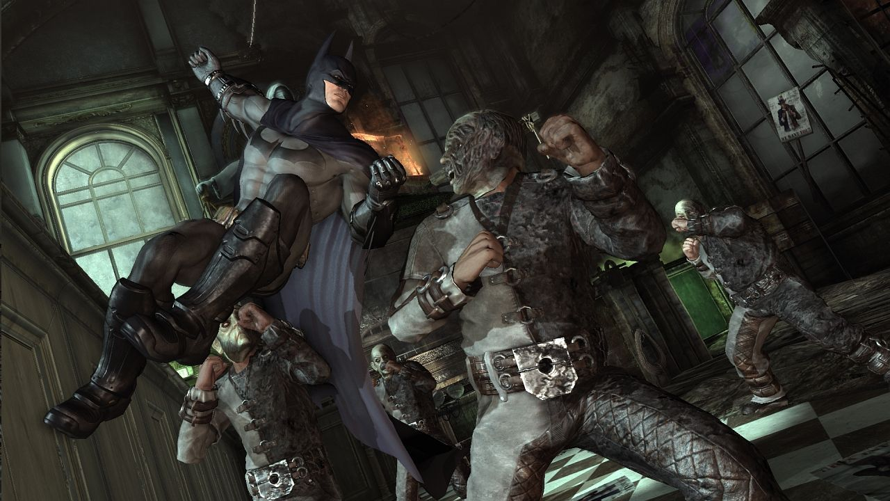 Скачать мод бэтмен