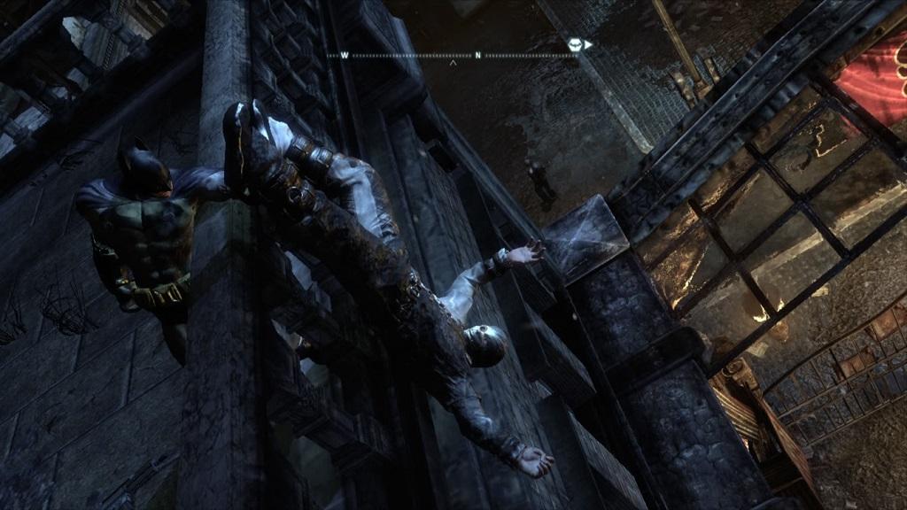 Скачать игры бэтмен аркхем сити 2