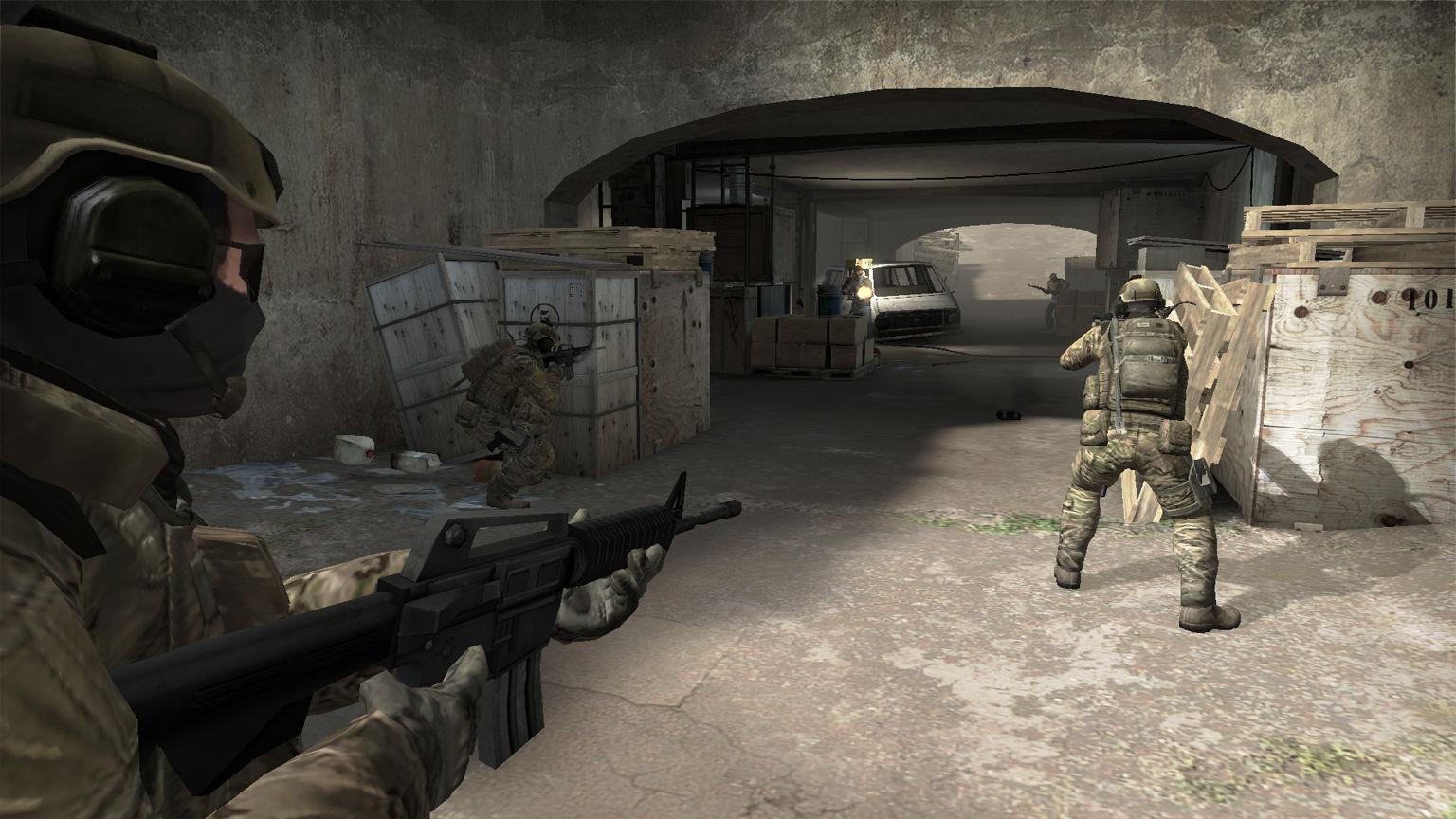 Counter-strike: global offensive скачать игру торрентом.