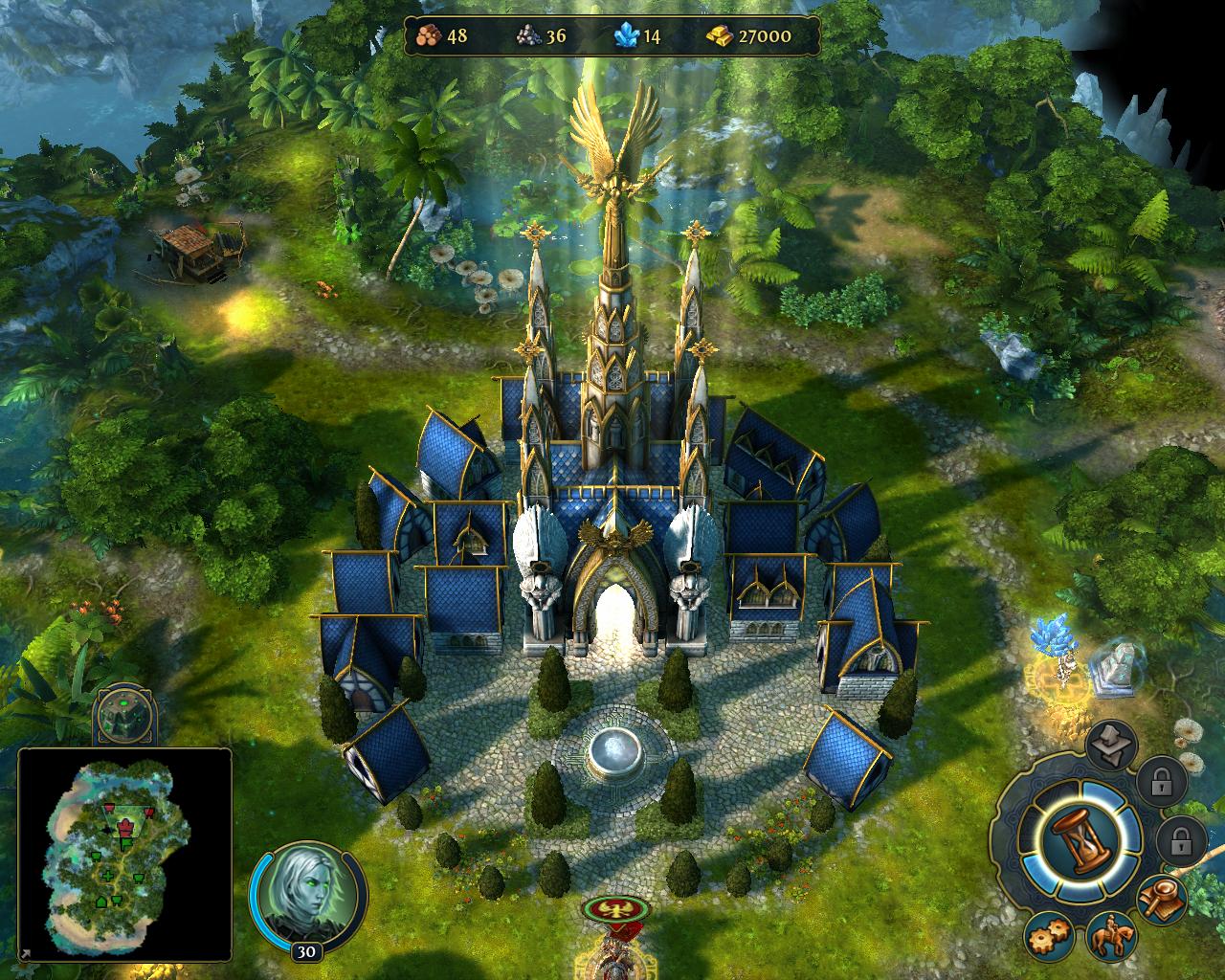 Скачать игру герои меча и магии 6 (2012) на pc через торрент.