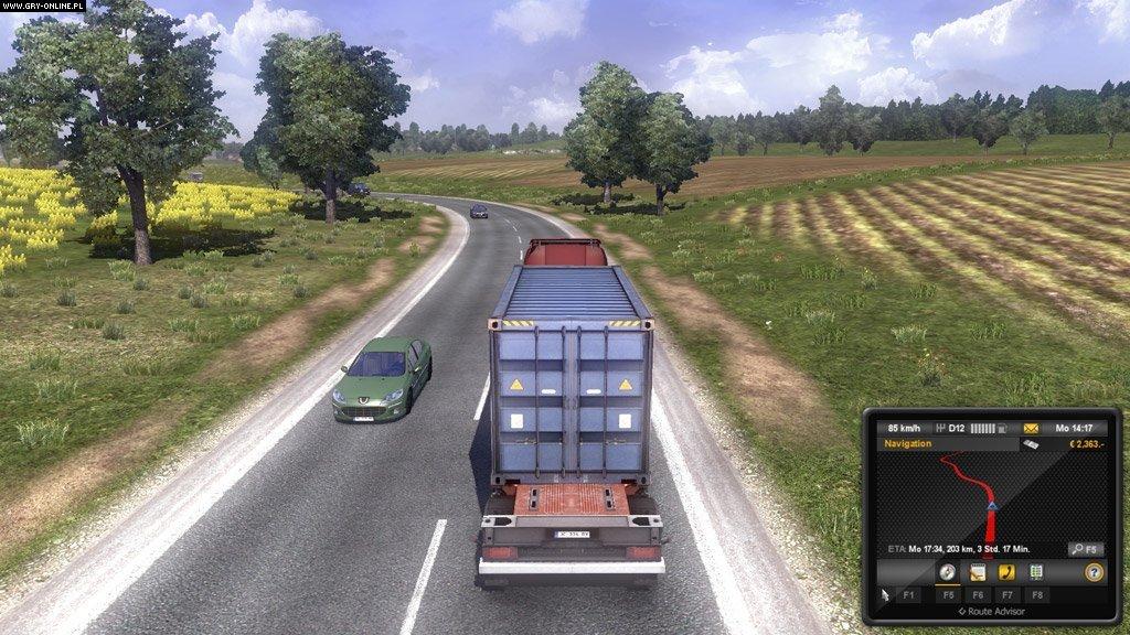 скачать игру euro-truck-simulator