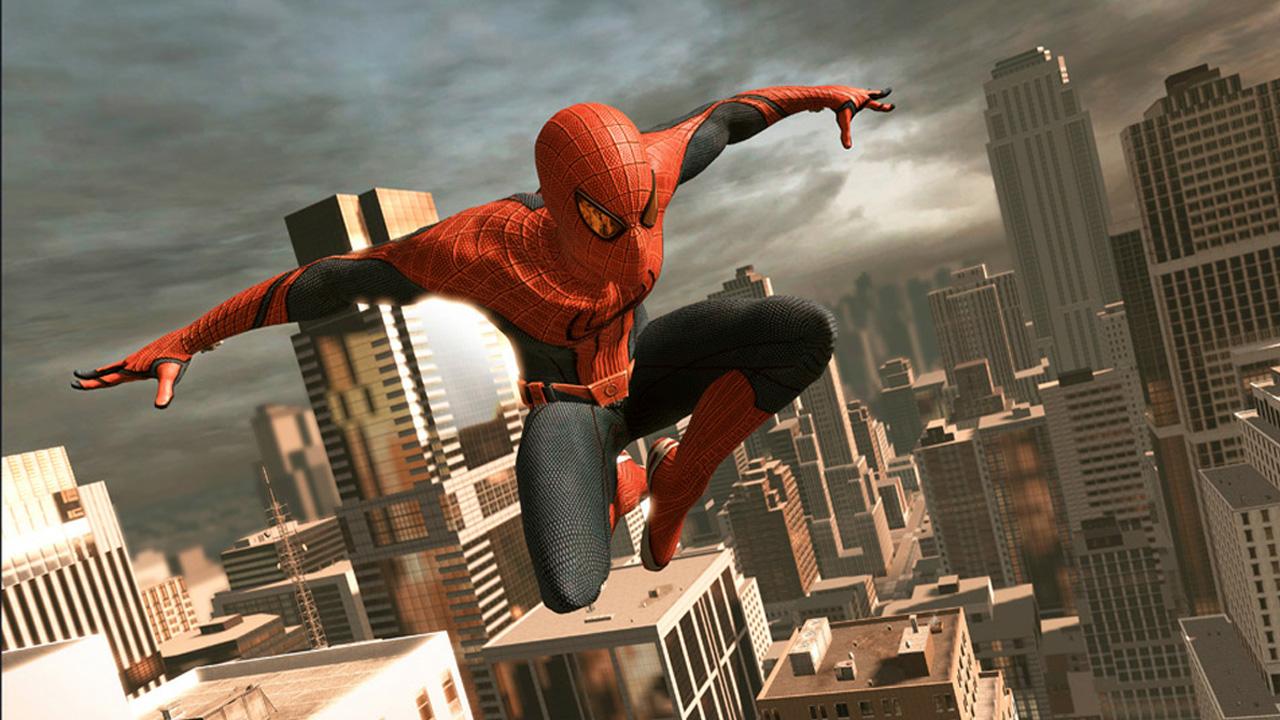 бесплатные игра новый человек паук