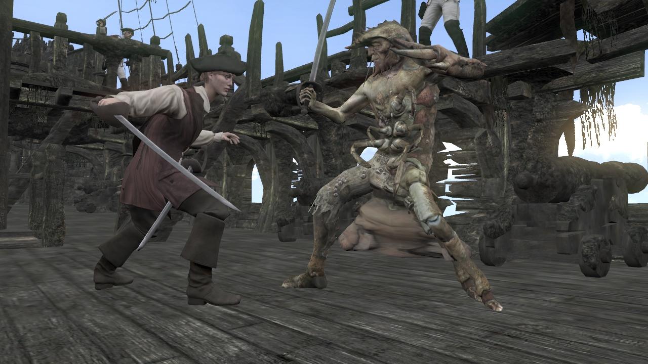 Пираты карибского моря. На краю света (pirates of the caribbean.