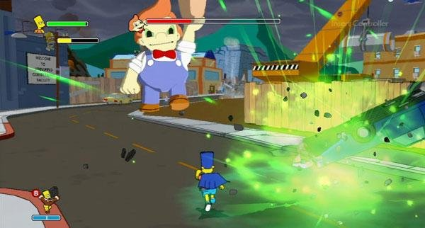The simpsons game (2007) rus скачать через торрент на pc бесплатно.