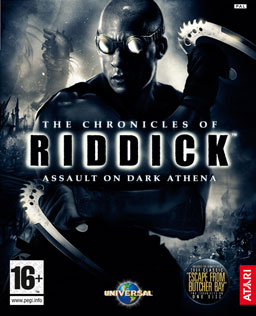 Chronicles of riddick, the: escape from butcher bay: скриншоты.