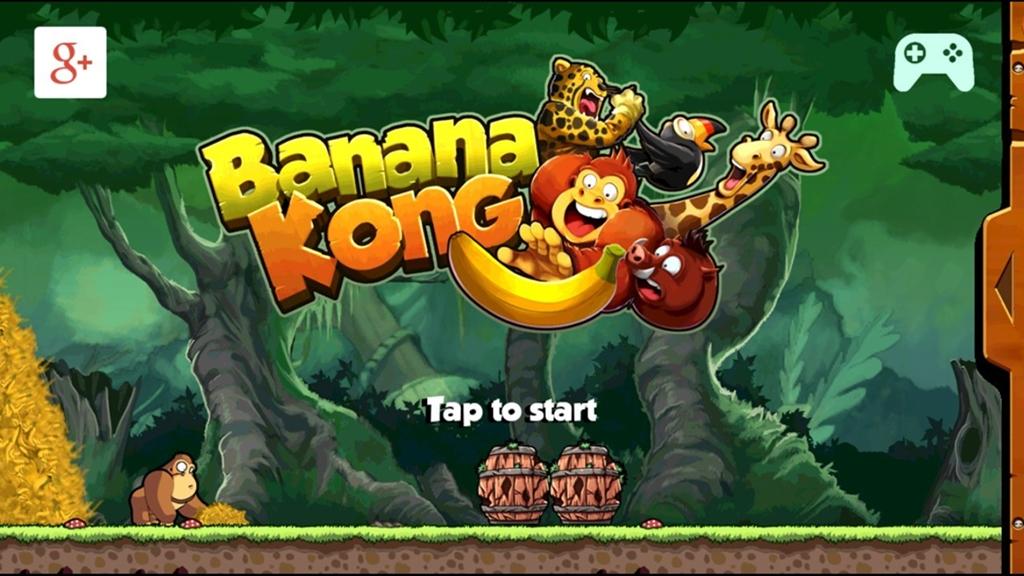 Banana kong скачать на компьютер бесплатно