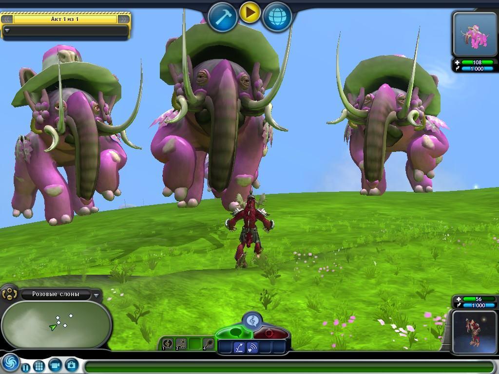 Spore: complete edition (2009) pc   repack скачать торрент.