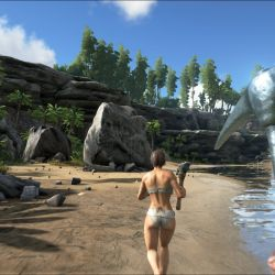 играть в ARK Survival Evolved без регистрации