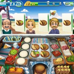 играть в cooking fever без регистрации