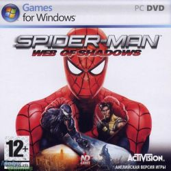 скачать игру spider man web of shadows с торрента
