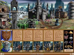 играть в Heroes of Might and Magic 2 без регистрации