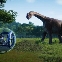 скачать Jurassic World Evolution бесплатно