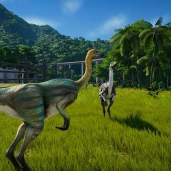 играть в Jurassic World Evolution без регистрации