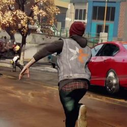 играть в InFamous Second Son без регистрации