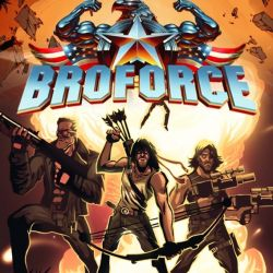 скачать игру Broforce торрент